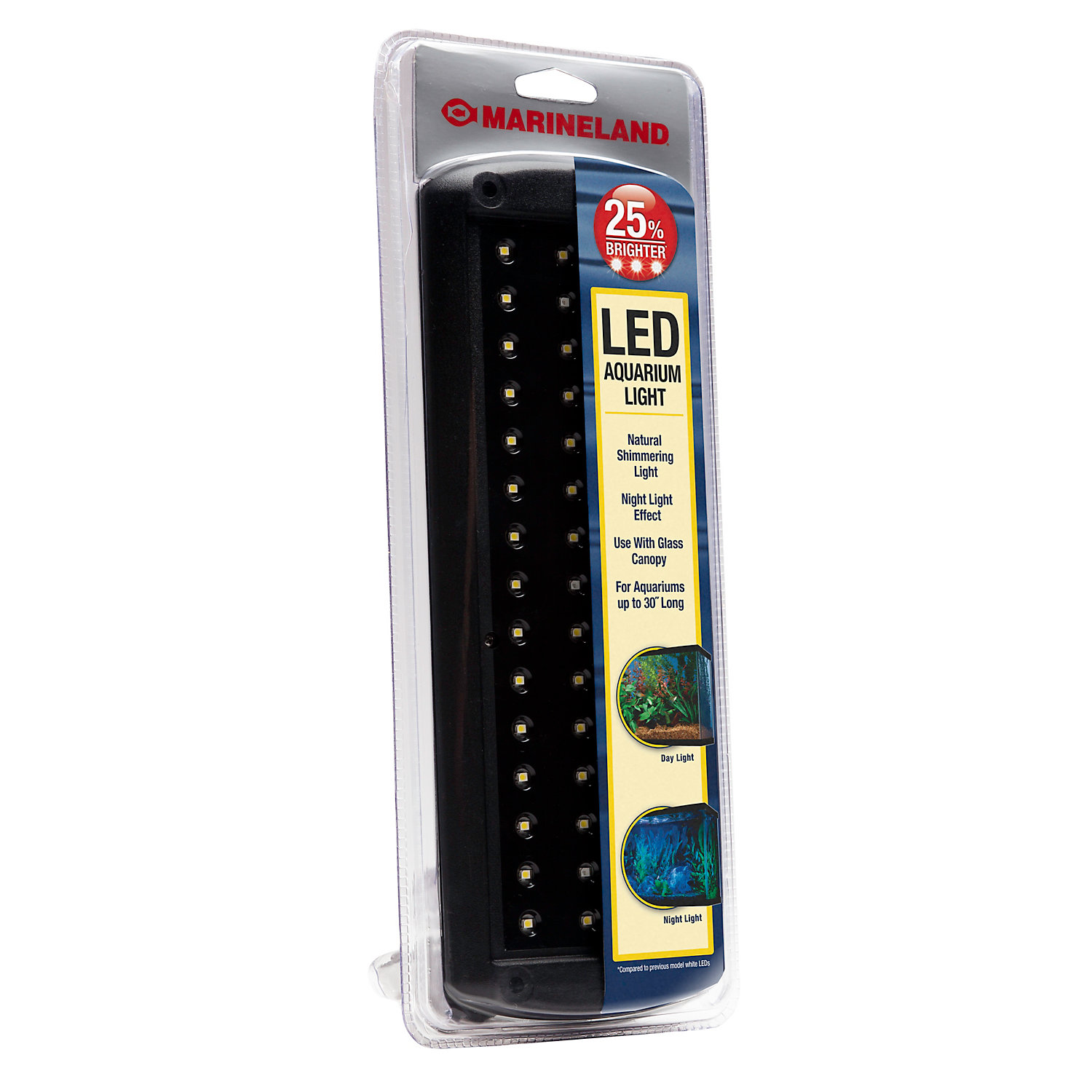 Marineland Led Aquarium Light Bar 11 L X 4 W X .75 H