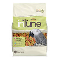 Higgins InTune Natural Food Mix for Parrots