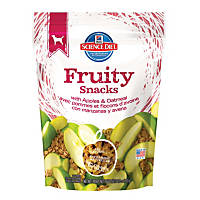 Hill's Science Diet Fruity Snacks with Apples & Oatmeal Dog Treats