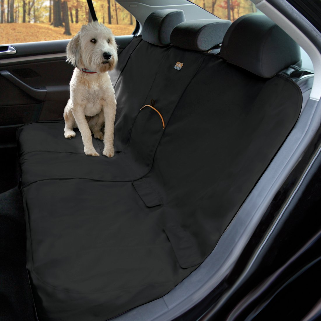 Kurgo Bench Seat Cover in Black
