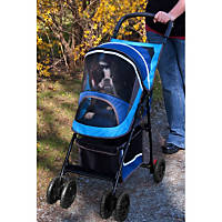 Pet Gear Sport Stroller in Blue