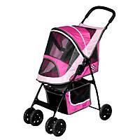 Pet Gear Sport Stroller in Pink