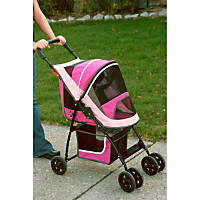 Pet Gear Sport Stroller in Pink
