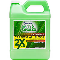 TropiClean Fresh Breeze Nature's Dog Stain & Odor Remover 2X Maximum Strength