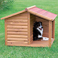 Trixie Natura Log Dog House