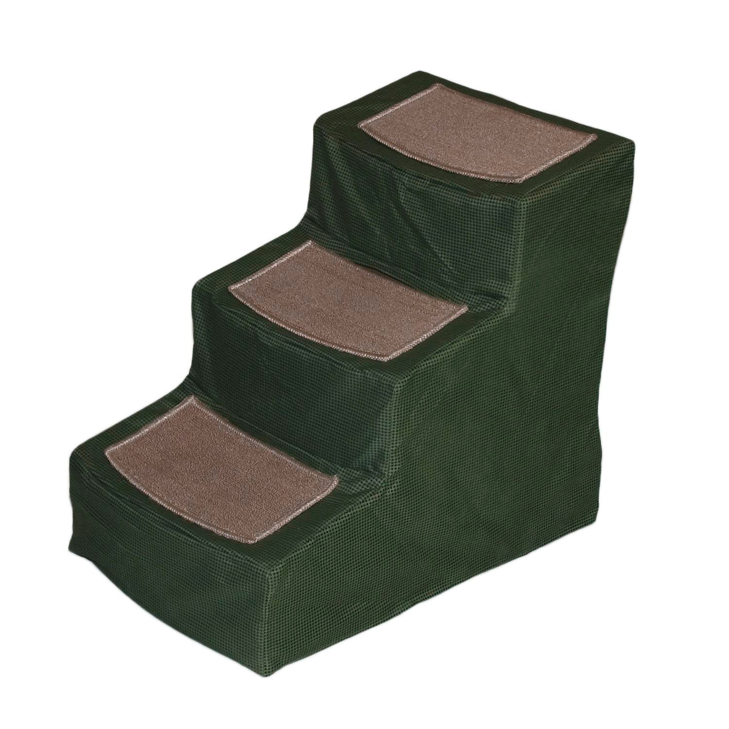Pet Gear Sage Designer 3 Step Stair With Removable Cover