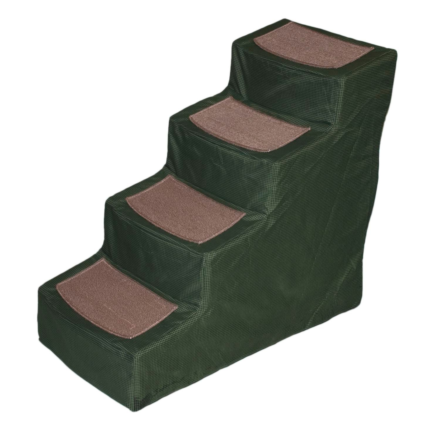 Pet Gear Sage Designer4 Step Stair with Removable Cover