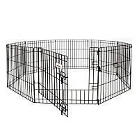 Petmate Exercise Pen in Black