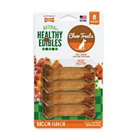 Nylabone Healthy Edibles Bacon Flavored Dog Bone Chews