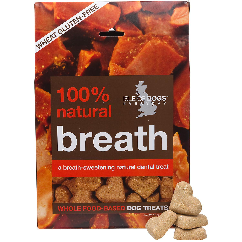 Isle Of Dogs Natural Breath Dog Treats