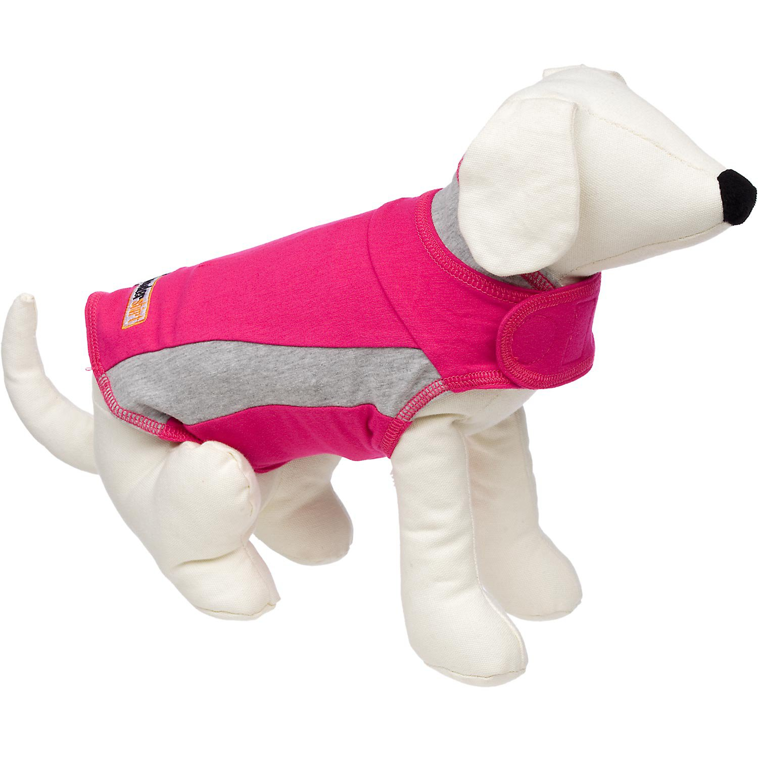 Thundershirt Pink Polo Dog Anxiety Solution