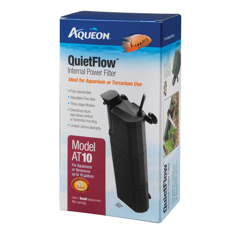 Aqueon QuietFlow 10 Internal Power Filter