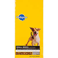 Pedigree Small Breed Adult Dog Food