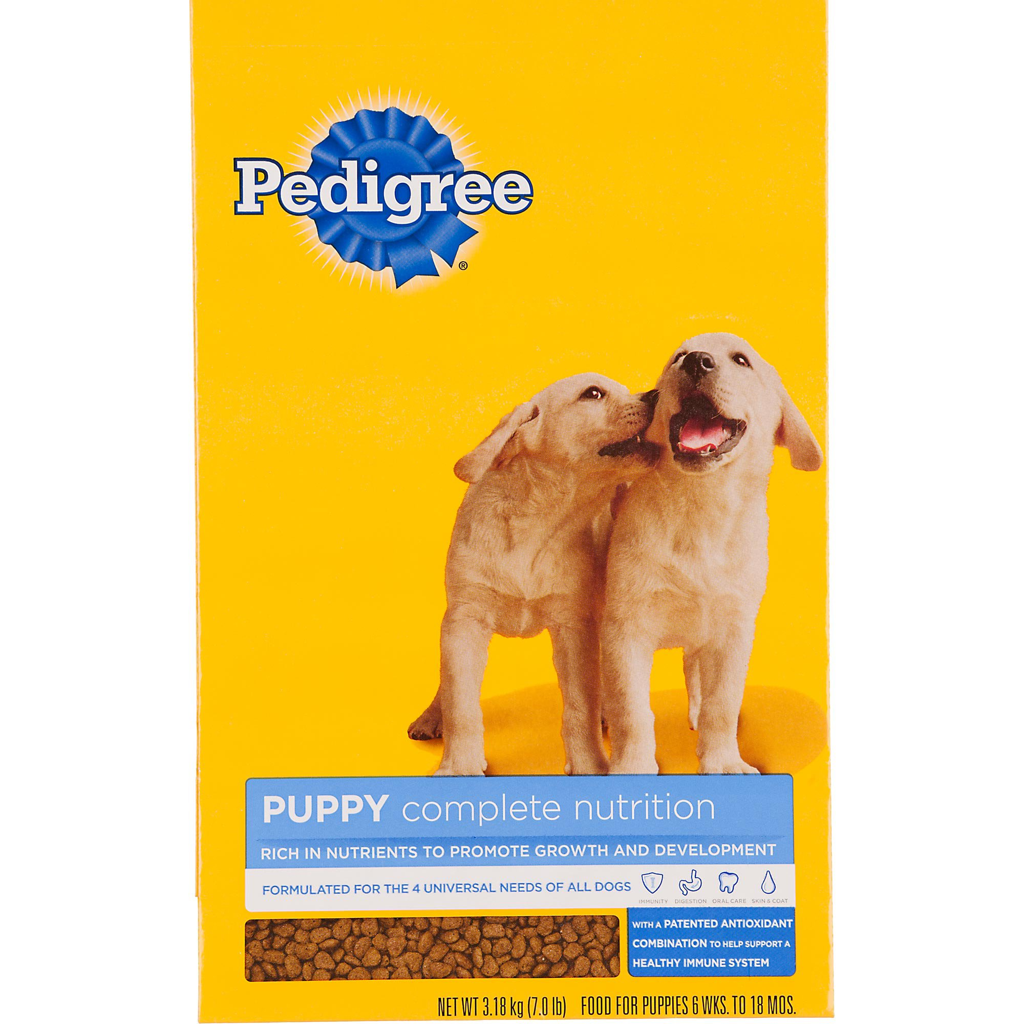 Pedigree Complete Nutrition Puppy Food
