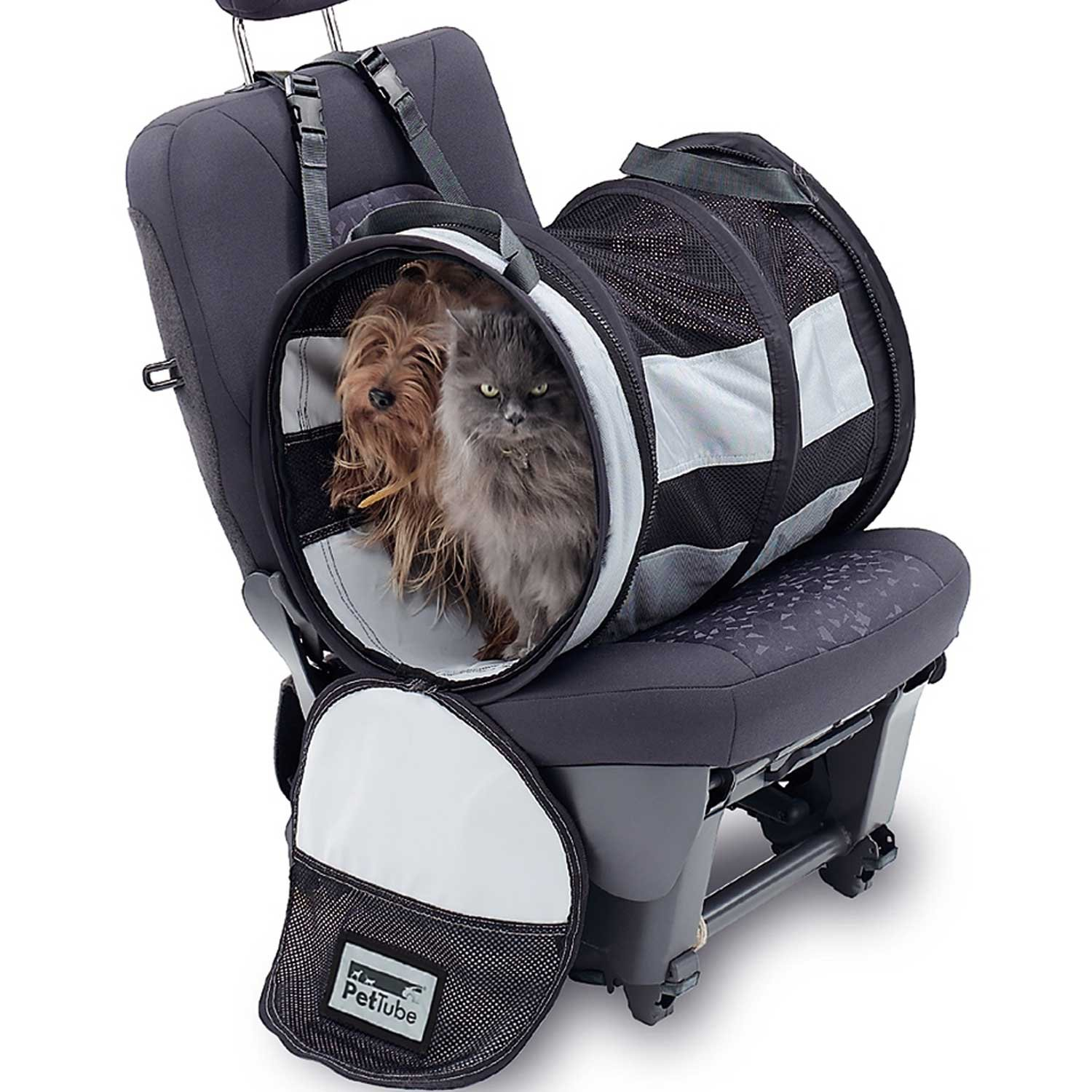 Pet Ego Pet Tube Car Kennel