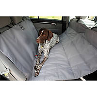 Pet Ego Hammock Car Seat Protector in Gray