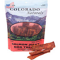 Colorado Naturals Salmon Jerky Dog Treats
