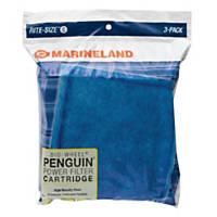 Marineland Rite-Size Bonded Filter Sleeve for Penguin 200/350, 3 Pack