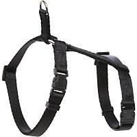 Petco Classic Nylon Harness in Black