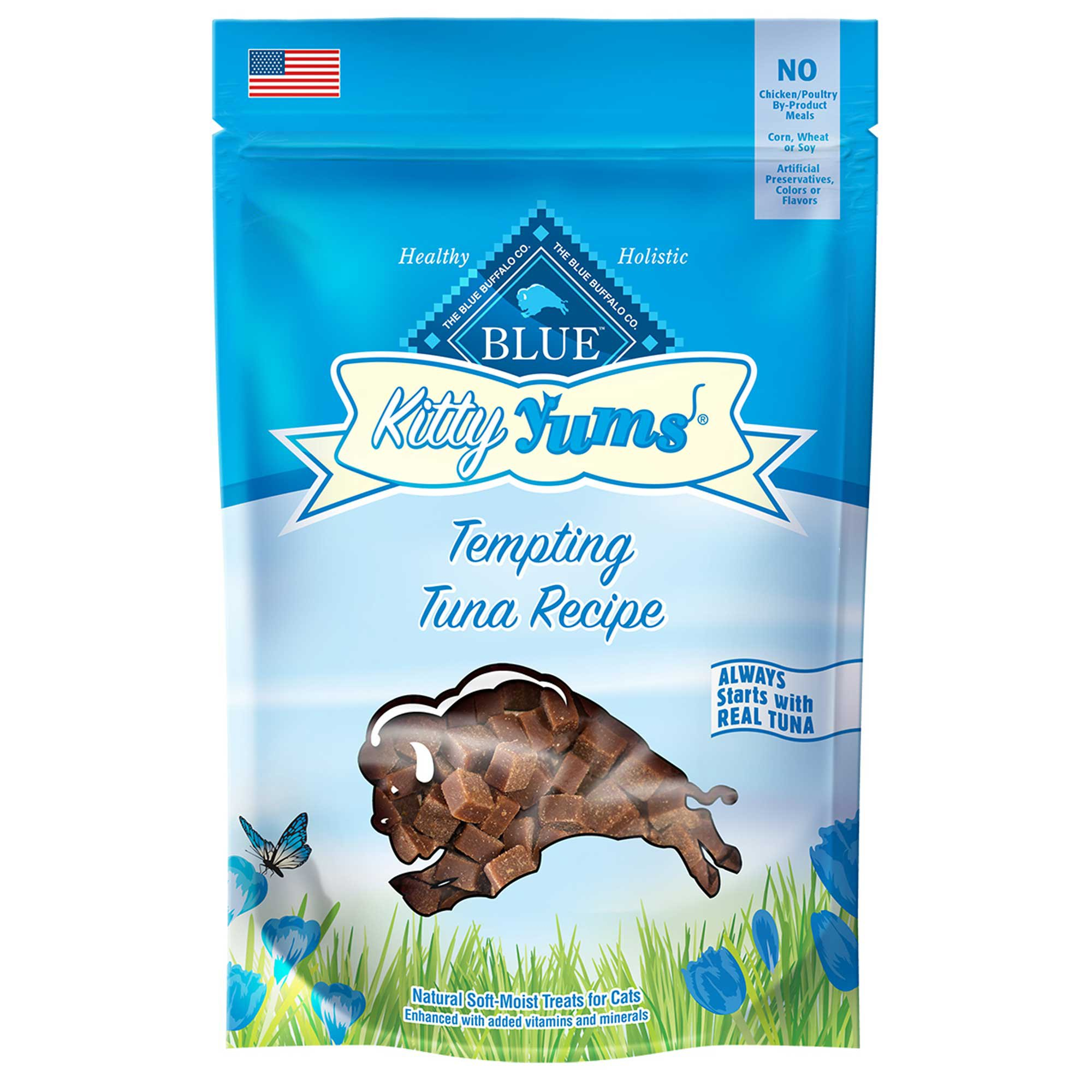 Blue Buffalo Kitty Yums Tuna Cat Treats
