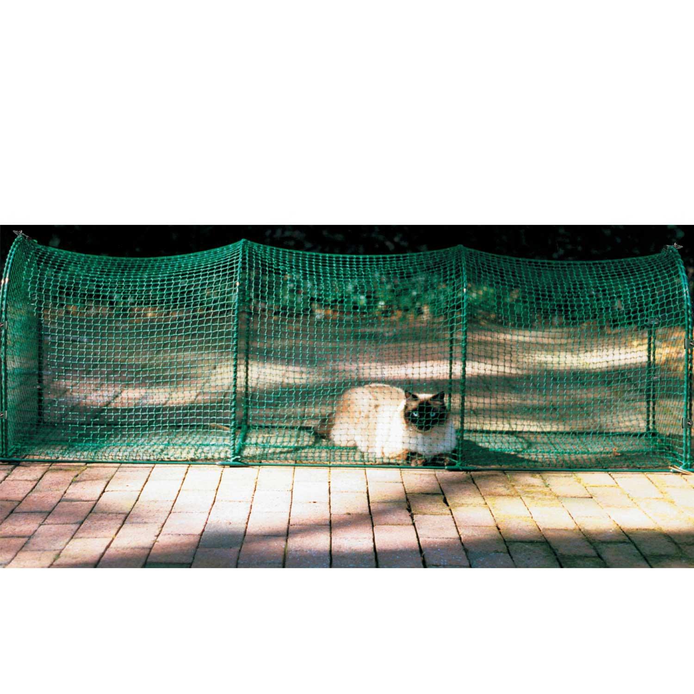 Kittywalk Deck & Patio Cat Enclosure