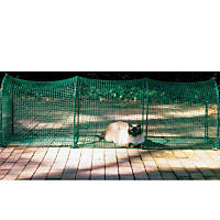 Kittywalk Deck & Patio Cat Enclosure