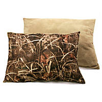 Realtree Max-4 Camo Pet Bed with Soft Top