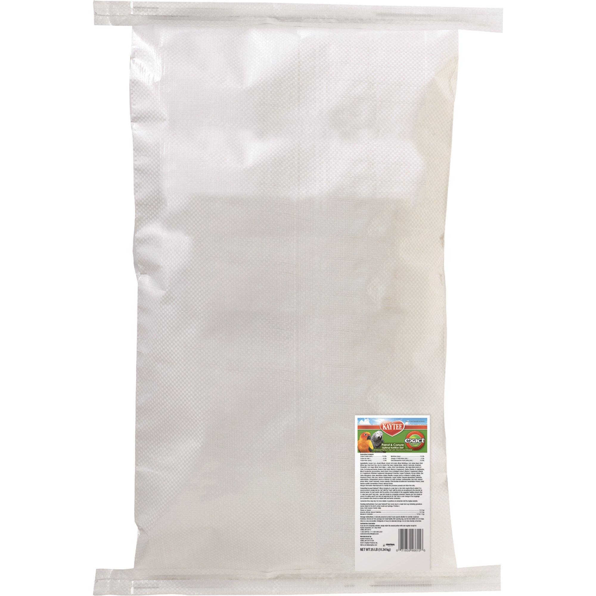 Kaytee Exact Original Premium Daily Nutrition for Parrots & Conures