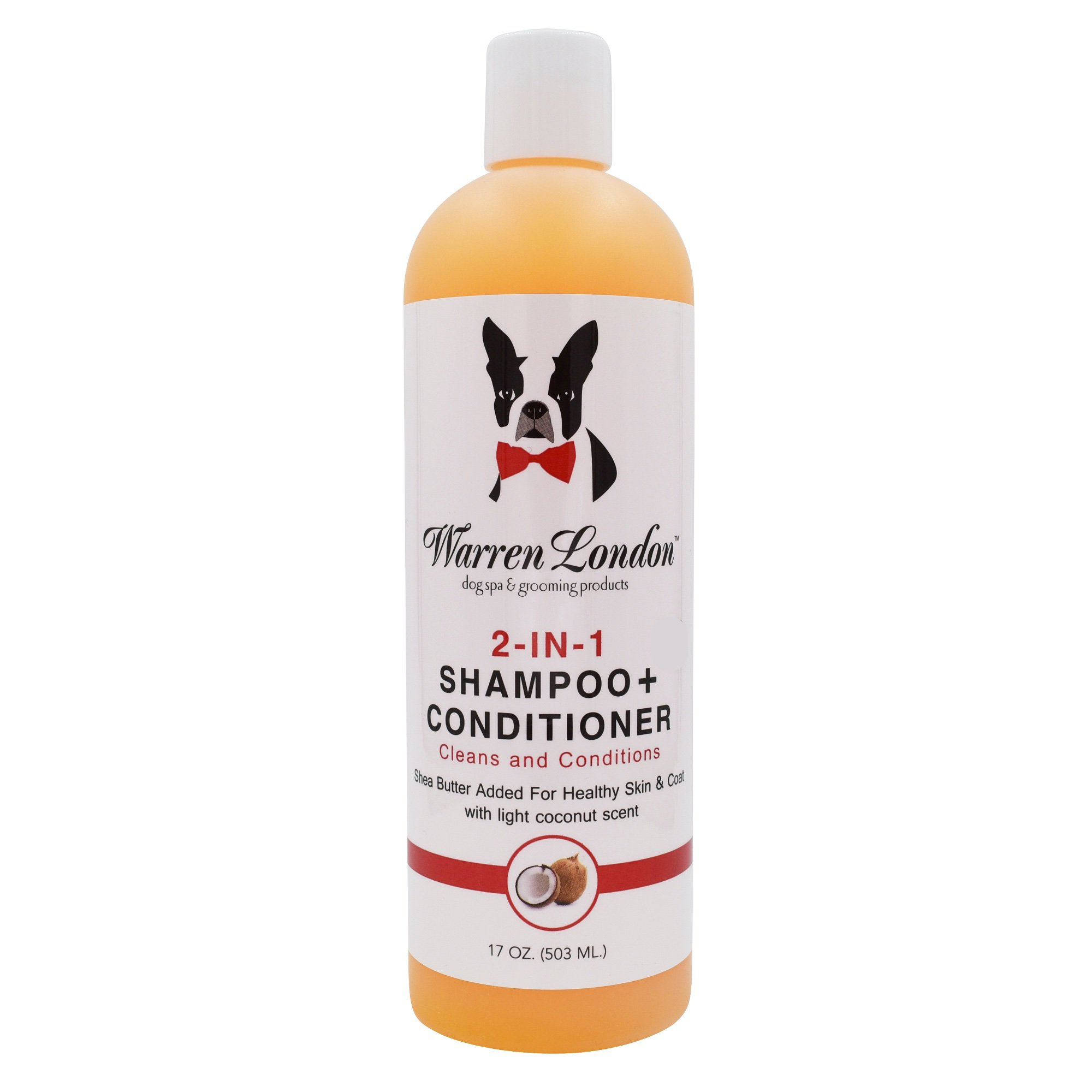 Warren London 2-in-1 Shampoo & Conditioner for Dogs