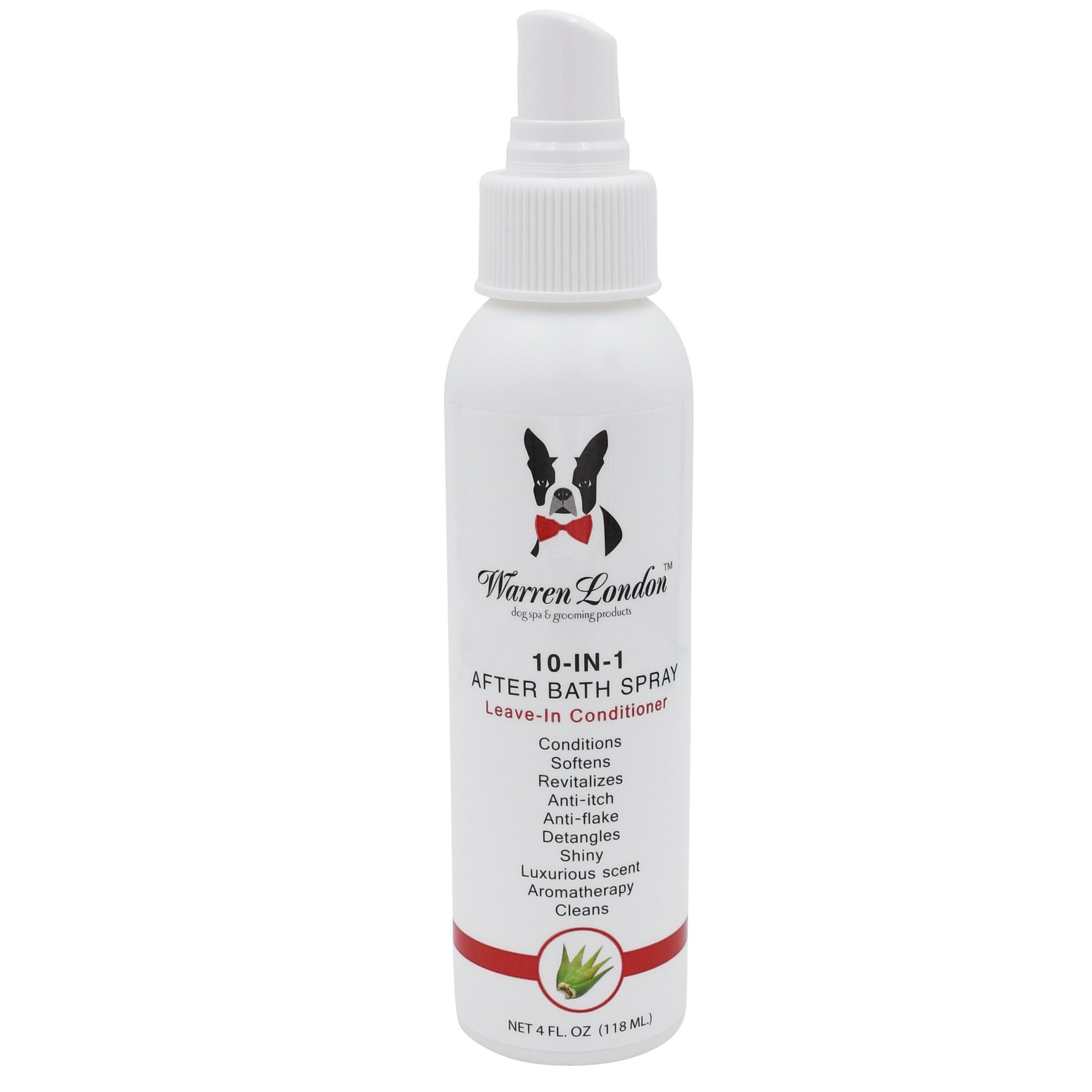 Warren London 10 in 1 After Bath Spray for Dogs