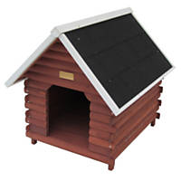 Advantek Mountain Cabin Dog House