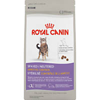 Royal Canin Spayed/Neutered Appetite Control Dry Food