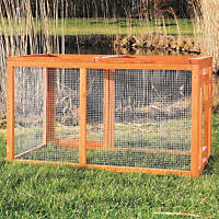 Trixie Natura Outdoor Run for Chicken Coops