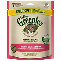 Feline Greenies Savory Salmon Flavor