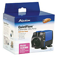 Aqueon QuietFlow 1700 Submersible Utility Pump