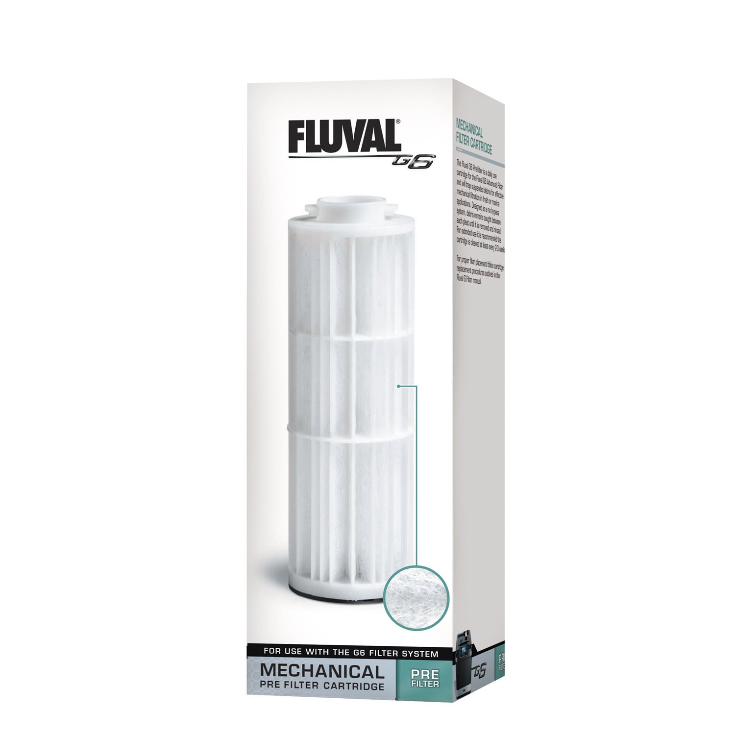 Fluval g6 pre filter cartridge petco for Petco fish tank filters