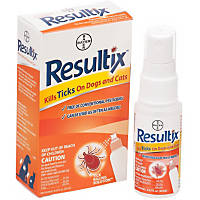 Bayer Resultix Tick Spray for Dogs & Cats