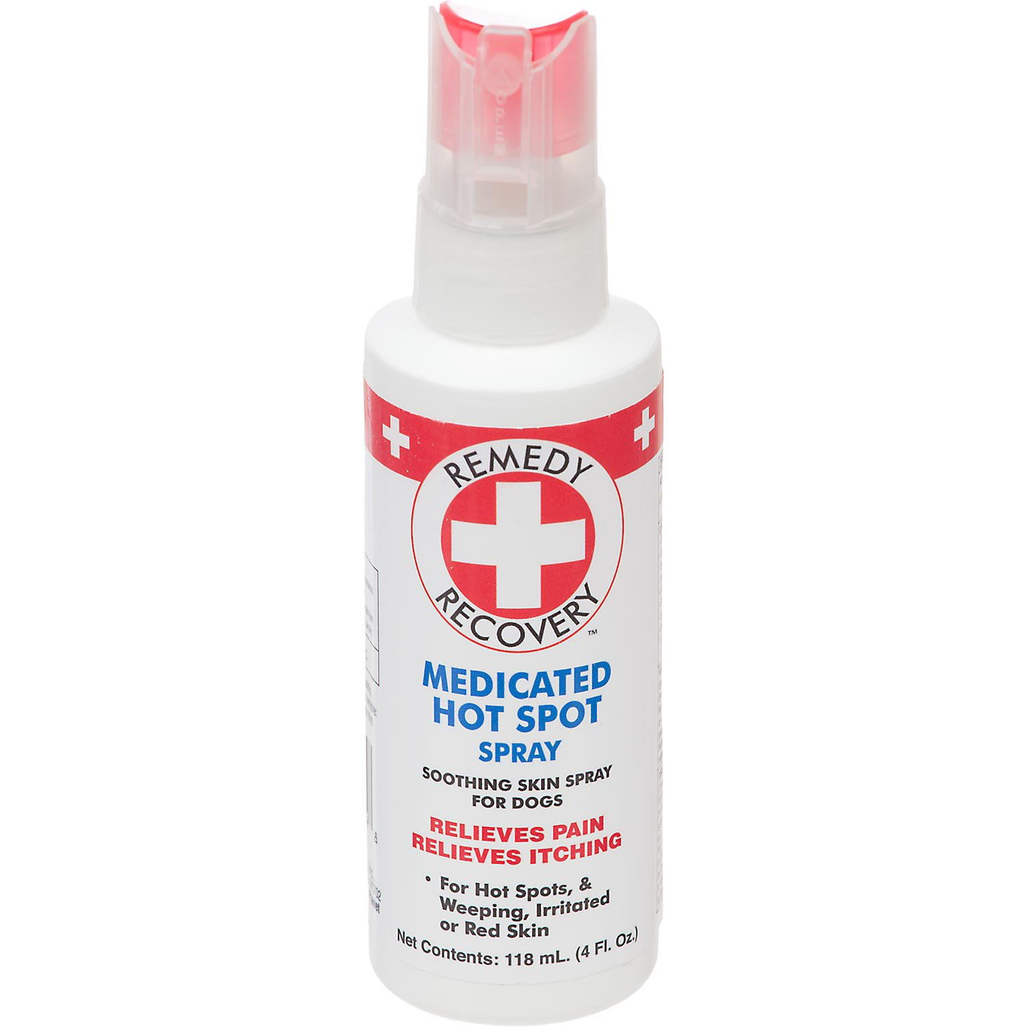 Remedy+Recovery Medicated Hot Spot Spray for Dogs