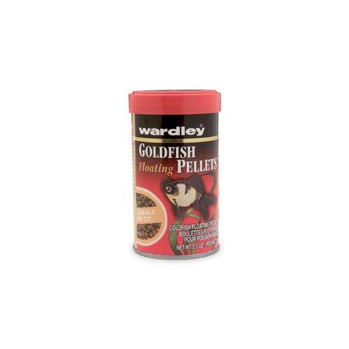 Wardley Goldfish TEN Food Pellets