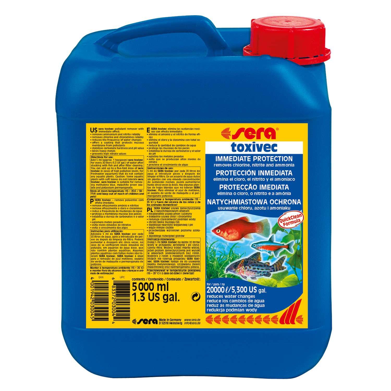 Sera Toxivec Water Conditioner