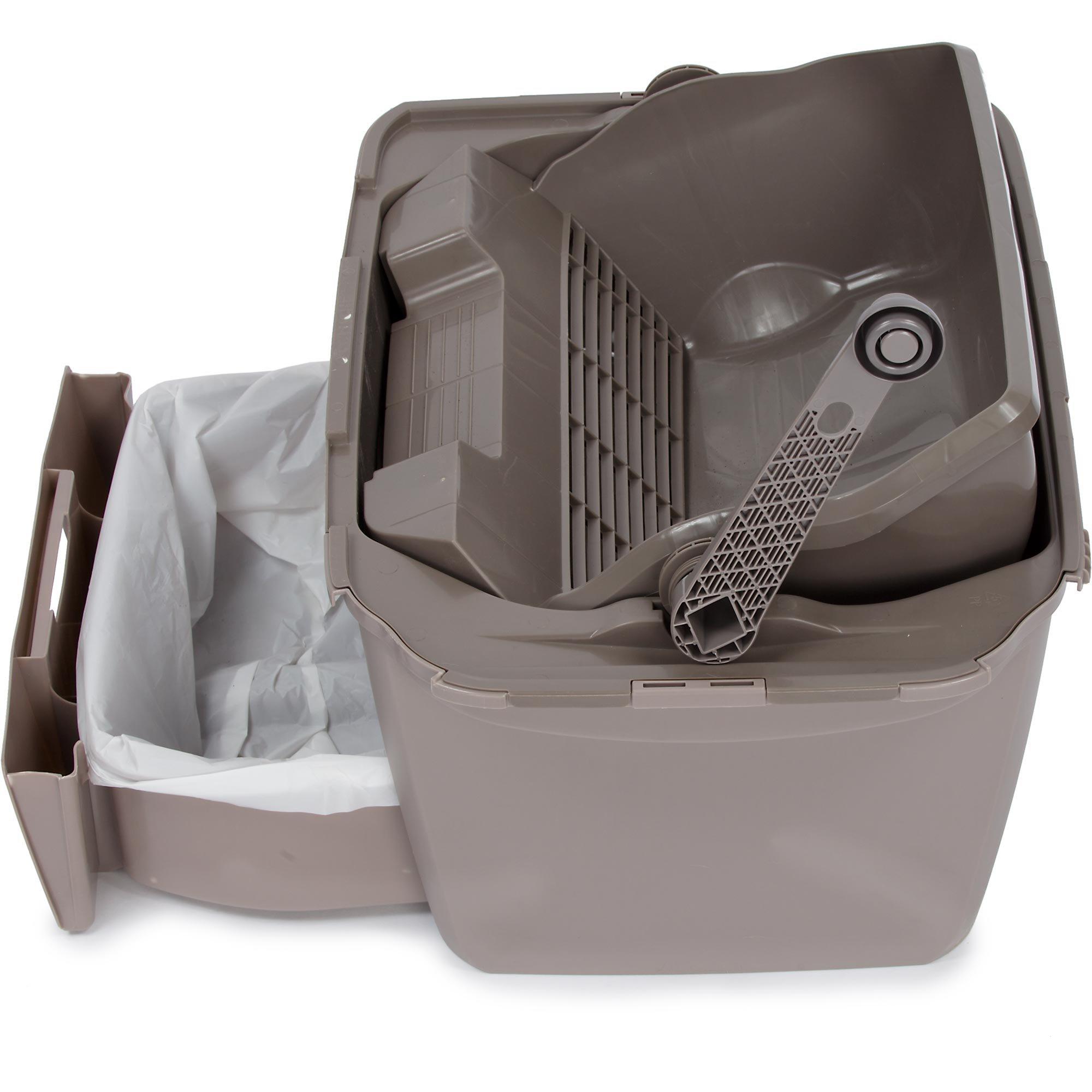 Litter Box For Cat Carrier