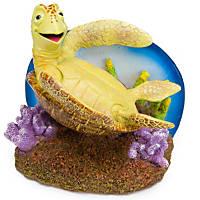Penn Plax Crush Backflip Aquarium Ornament