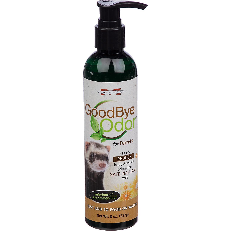 Marshall Pet Products Good Bye Odor Ferret Waste Odor Reducer