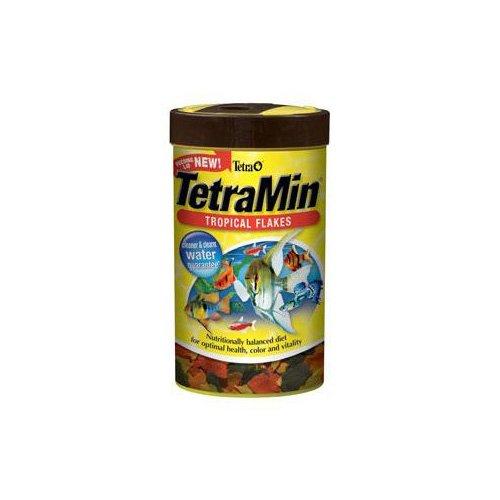 Tetramin tropical flakes petco for Petco fish food