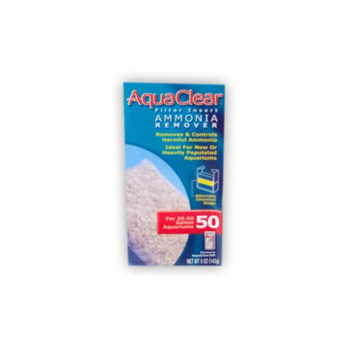 AquaClear 50 Filter Insert Ammonia Remover