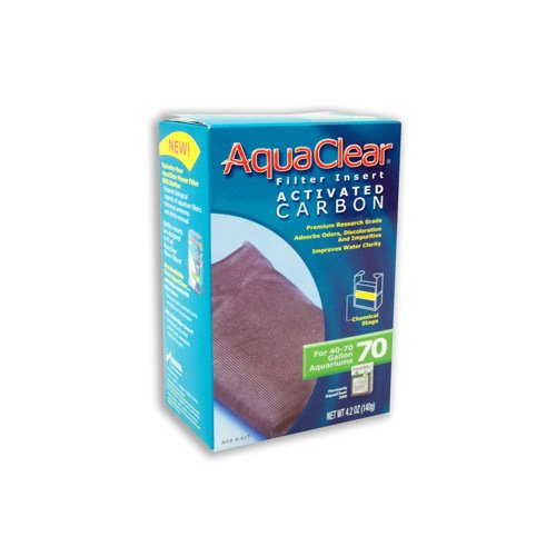 AquaClear Filter Insert Activated Carbon 70
