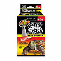 Zoo Med Repticare Ceramic Infrared Heat Emitters, 60 Watts