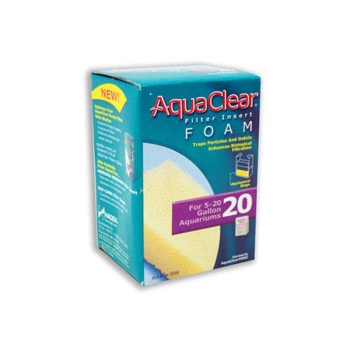 AquaClear 20 Filter Insert Foam