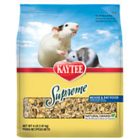 Kaytee Supreme Daily Blend Rat & Mouse Food
