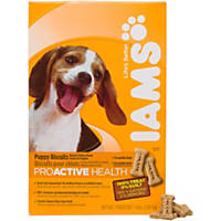 Iams Puppy Formula Biscuits